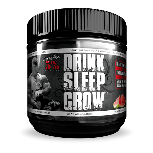 Drink Sleep Grow Nighttime Amino Acids (intl)