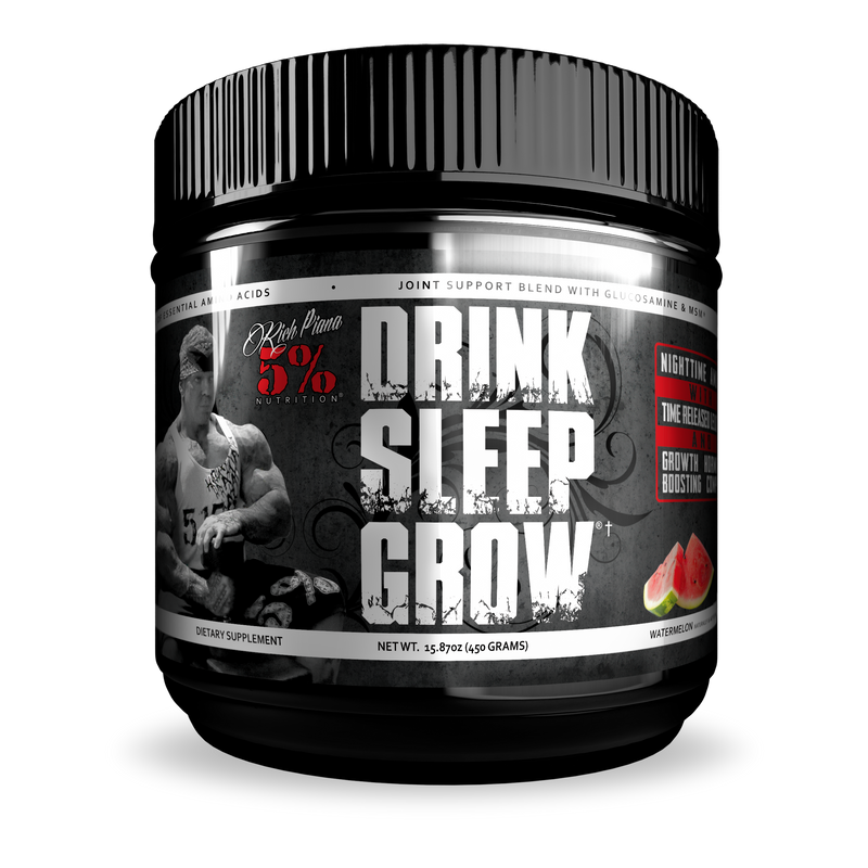 Drink Sleep Grow Nighttime Amino Acids