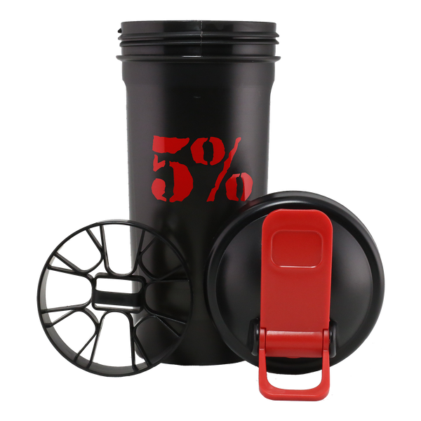 20oz Shaker Cup with Flip Top