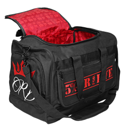 Signature RP Crown, Black Gym Bag