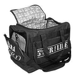 Signature RP Crown, Black Gym Bag (intl)