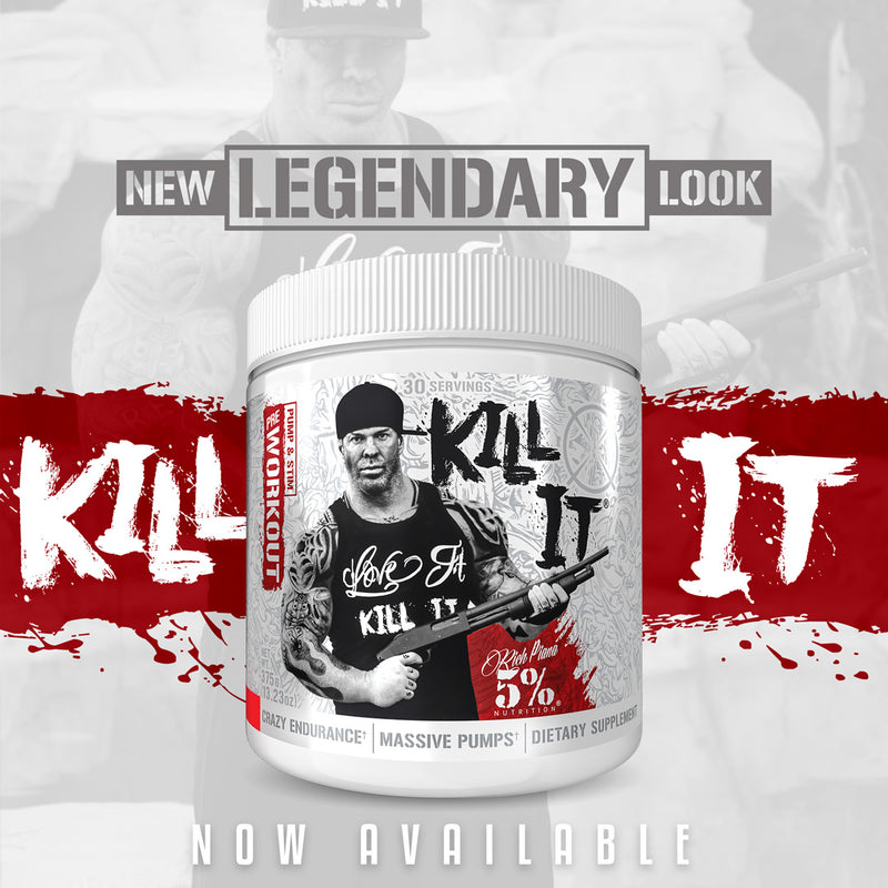 Kill It Pre-Workout: Legendary Series