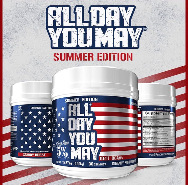 All Day You May Summer Edition, Starry Burst Flavor