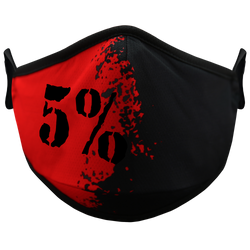 5% Face Mask (Adjustable) (intl)