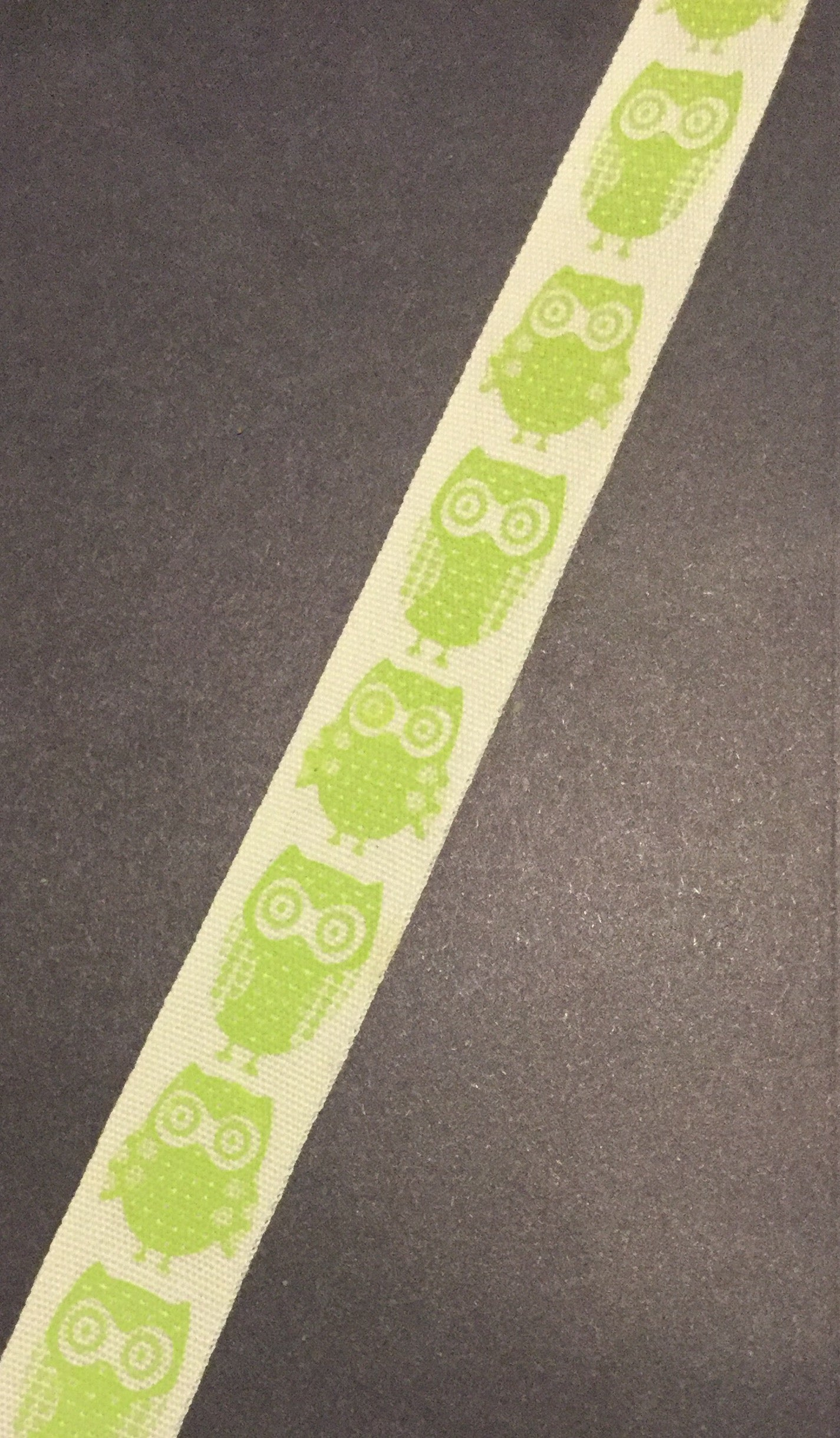 Vintage Ribbon Owls