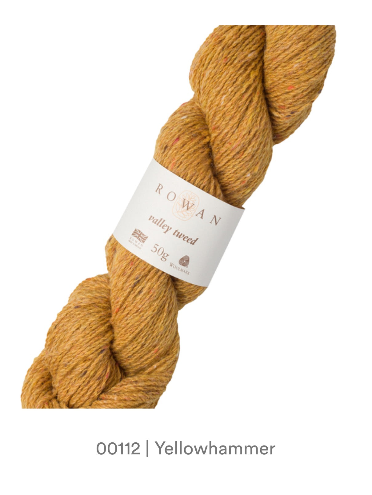 Rowan Valley Tweed 4Ply