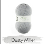 WYS Signature 4Ply - Florist Collection DUSTY MILLER 129