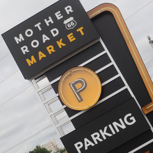 New location at Mother Road Market