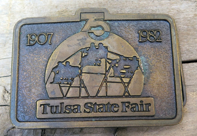 The History of the Tulsa Fair Grounds and the Tulsa State Fair