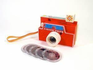 Fisher Price Camera with Changeable Discs