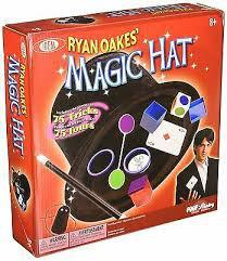 Ryan Oakes' Collapsible Magic Hat