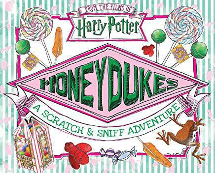 Harry Potter Honeydukes: Scratch & Sniff Adventure