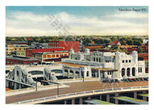 Decopolis Postcard - Union Depot