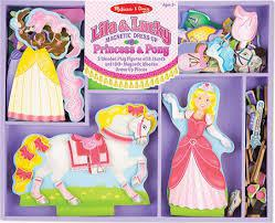 Magnetic Dress-Up Set - Lila & Lucky