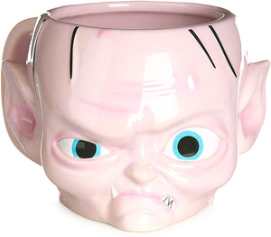 Gollum Shaped Mug