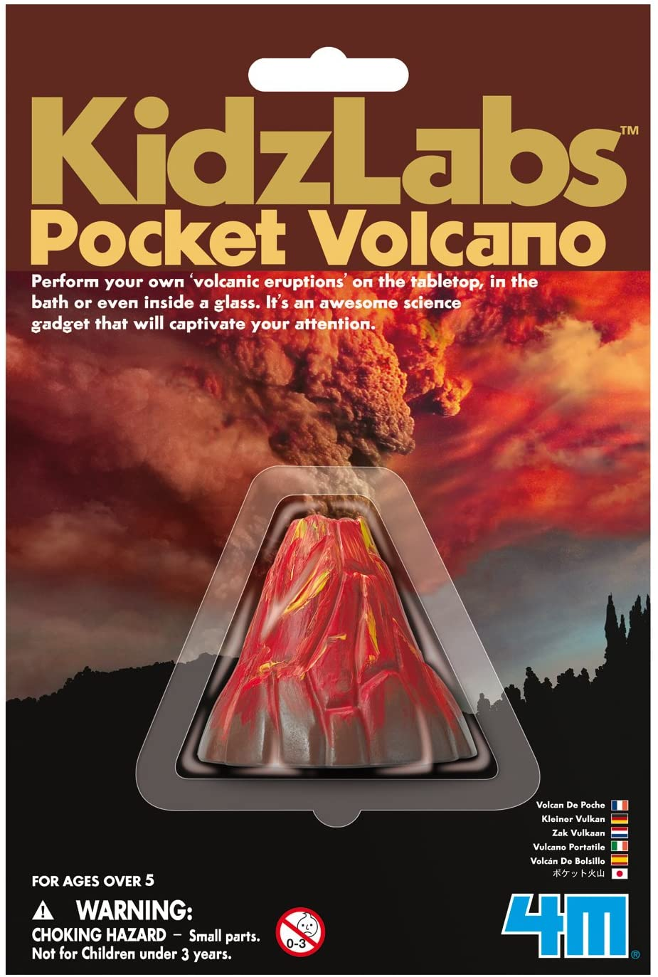 KidzLabs: Pocket Volcano