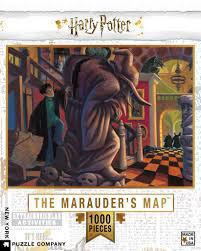 The Marauders Map Puzzle