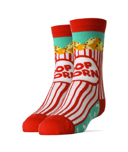 Box O' Popcorn - Youth Socks
