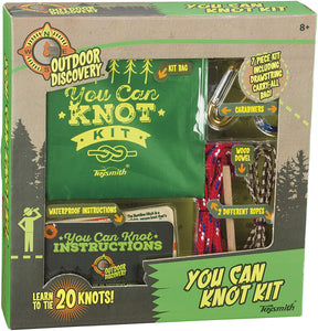 Outdoor Discovery: You Can Knot Kit