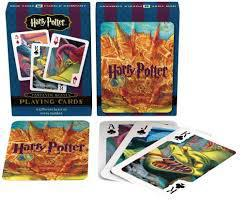 Harry Potter Beasts Playing Cards