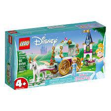 LEGO Disney Princess Cinderella's Carriage Ride