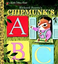 R. Scarry's Chipmunk's ABC (LGB)