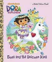 Dora and The Unicorn King (LGB)