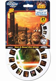 Star Wars View Master
