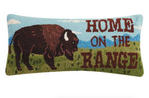 Home on the Range DECOPOLIS Pillow 12