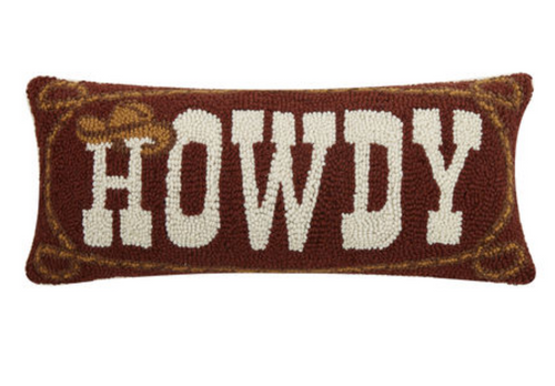 Howdy Cowboy DECOPOLIS Pillow 8