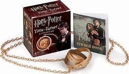 Harry Potter Time Turner & Sticker Book
