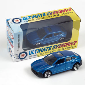 Ultimate Overdrive Vehicles