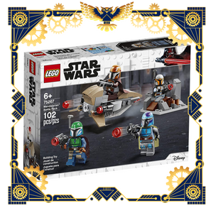 Lego Star Wars Mandalorian Battle Pack
