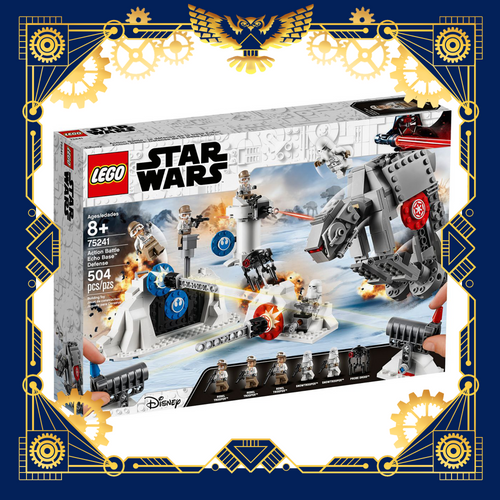 Lego Star Wars Battle at Echo Base