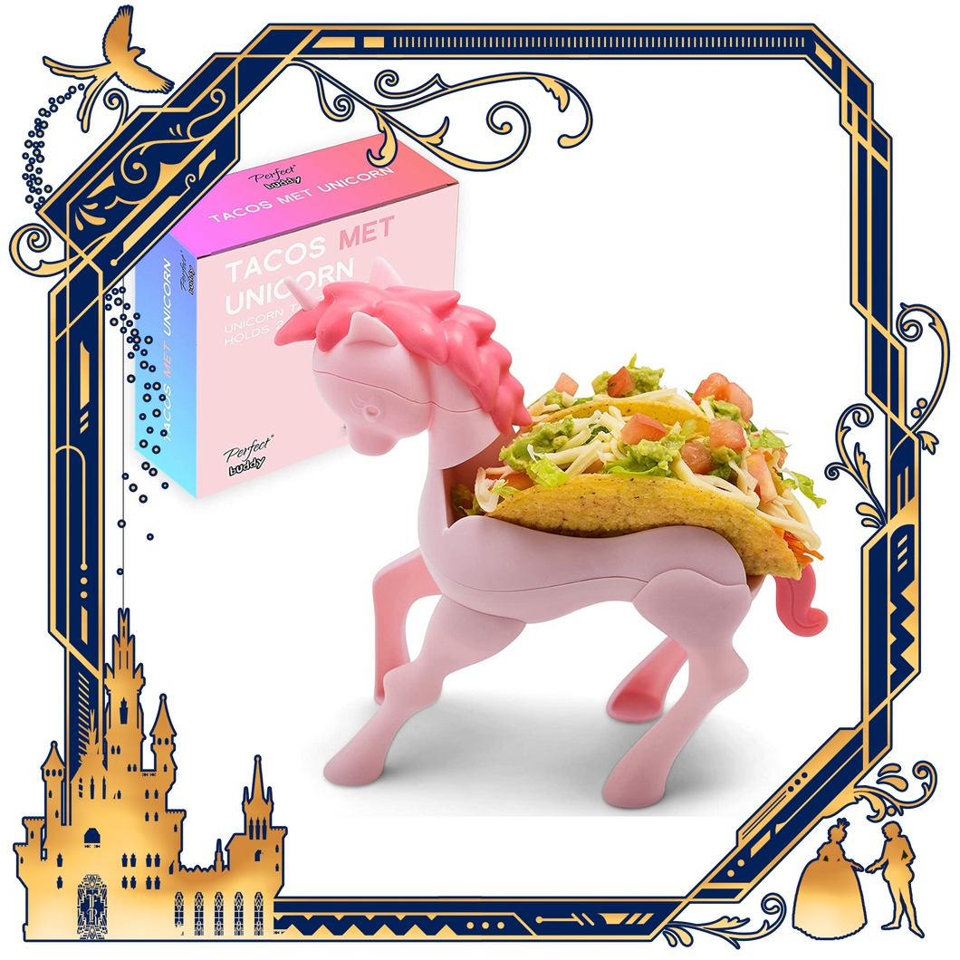 Unicorn Magic Taco Holder