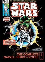 Star Wars: The Complete Marvel Comics Covers Mini Book, Vol.1