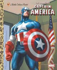 Courageous Captain America (LGB)
