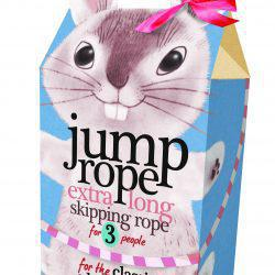 Extra-long Jump and Skipping Rope