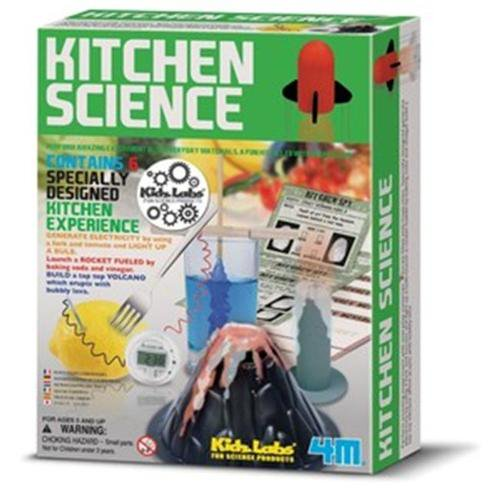 Green Science: Kitchen Science