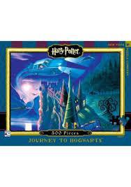 Journey to Hogwarts Puzzle