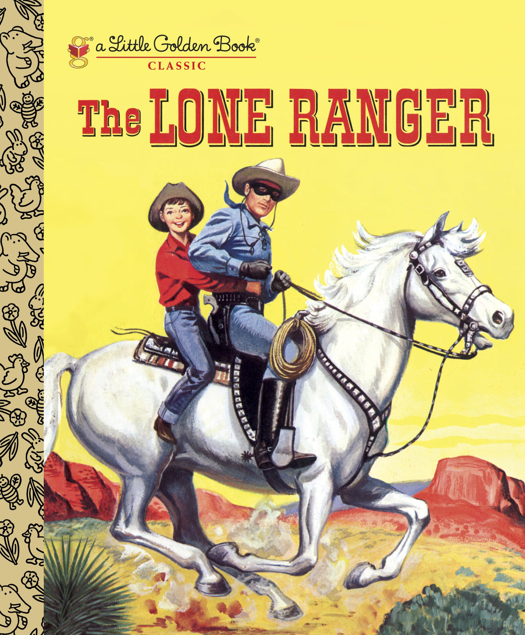 The Lone Ranger (LGB)