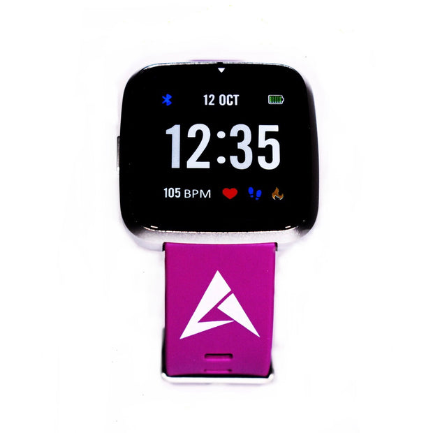 APOLLO Y7P FITNESS TRACKER - PURPLE