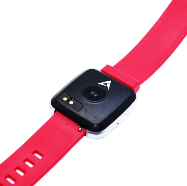 APOLLO Y7P FITNESS TRACKER - RED