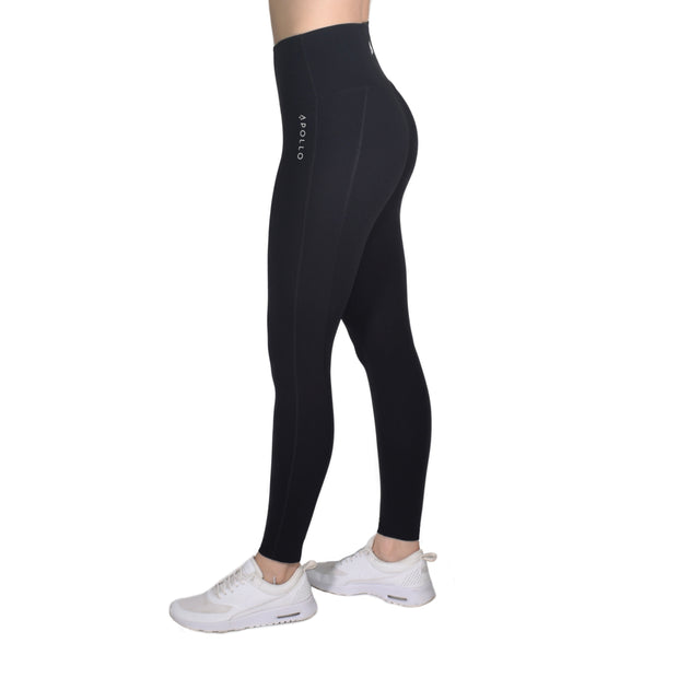 ARIYA LEGGINGS - BLACK