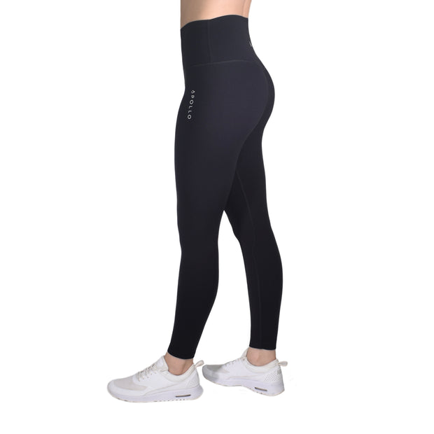 IRIS LEGGINGS - BLACK