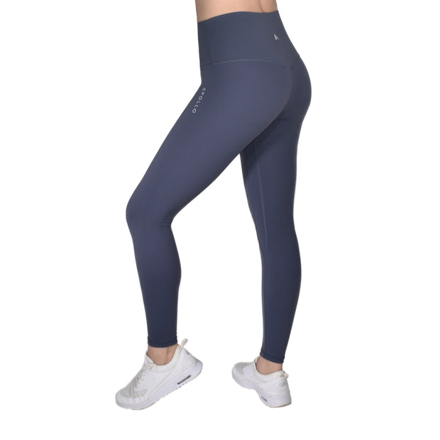 IRIS LEGGINGS - INDIGO BLUE