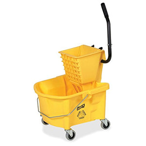 Genuine Joe Mop Bucket/Wringer