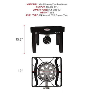 Gas ONE Propane Cooker