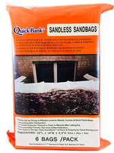 "Load image into Gallery viewer, Sandless Sand Bags - High Capacity, 22""x14"", 6 Pk"
