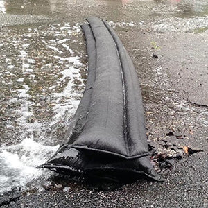 Quick Dam Flood Barrier 5 feet, 2 Pkl